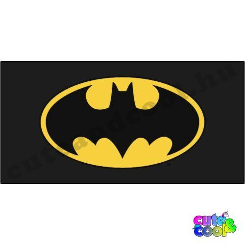 Batman strandtörölköző