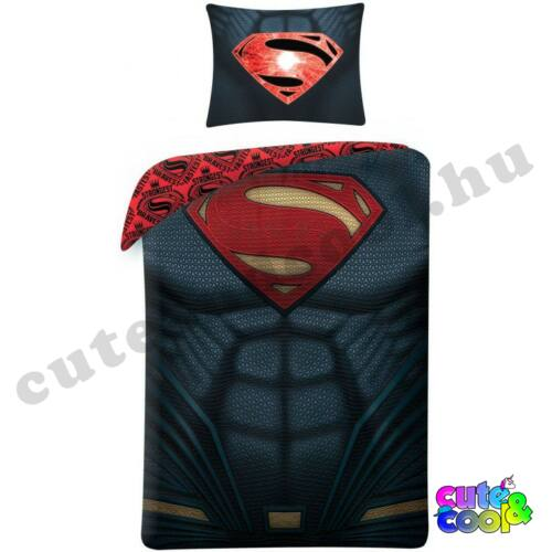 Superman Ágyneműhuzat - Pamut