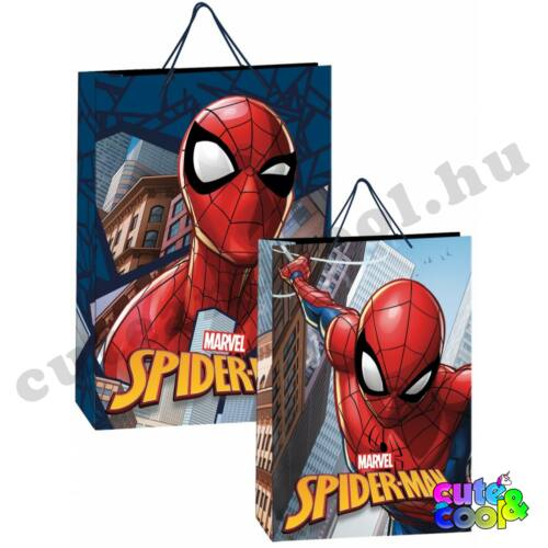 Pókember ajándéktáska - nagy