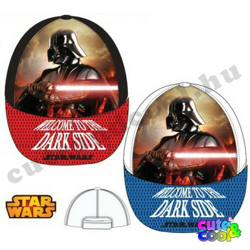 Star Wars Dark Side gyerek baseball sapka