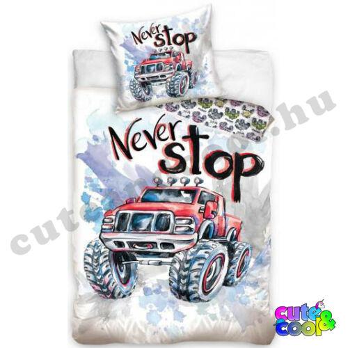 Monster Truck ágyneműhuzat-Pamut