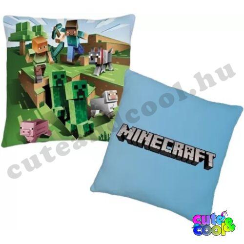 Minecraft díszpárna