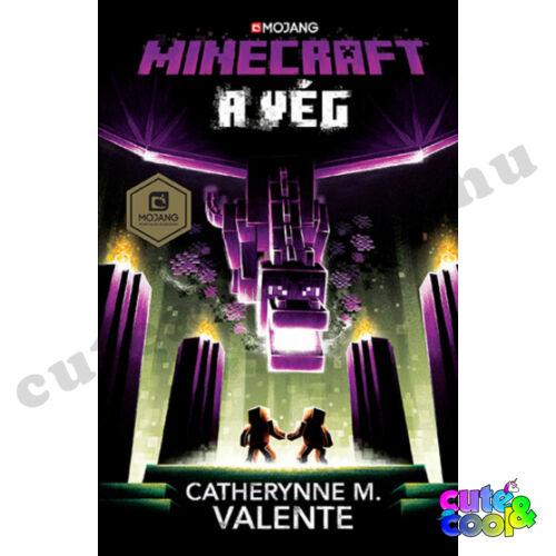 Minecraft - A Vég - Könyv