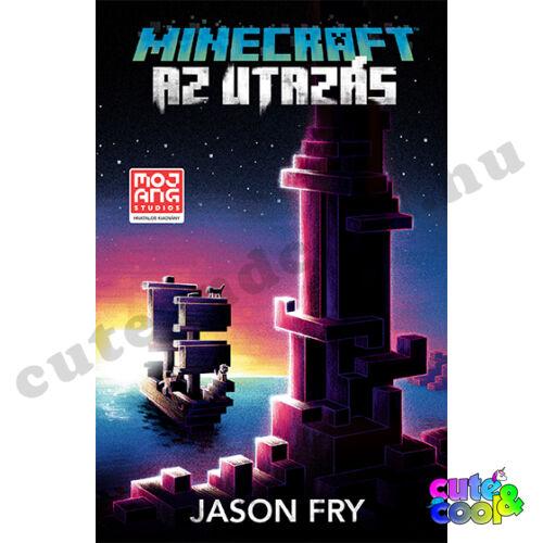 minecraft gyerek regény