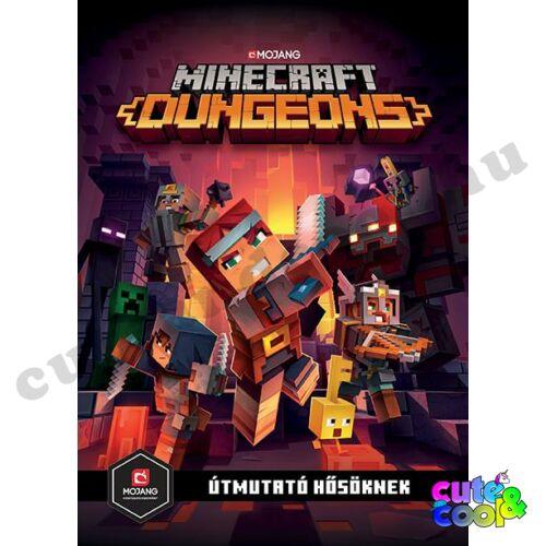 Minecraft Dungeons - Útmutató hősöknek - Könyv