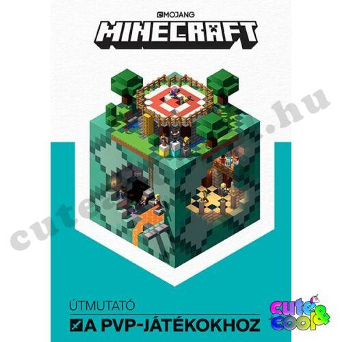 Minecraft Útmutató a PVP-játékokhoz - Könyv