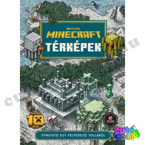 minecraftos könyv gyerekeknek