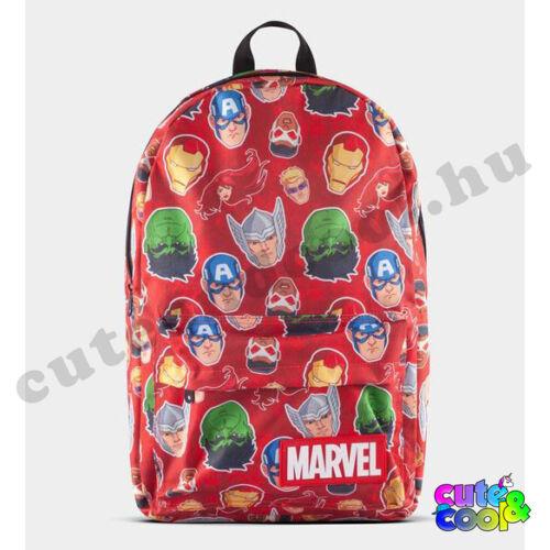 Marvel szuperhősös iskolatáska