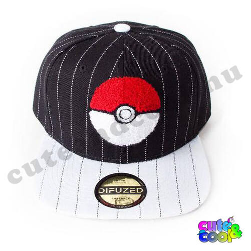 Pokémon Pokélabda snapback sapka