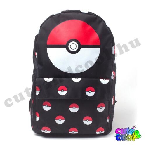 Pokémon Pokélabdás iskolatáska