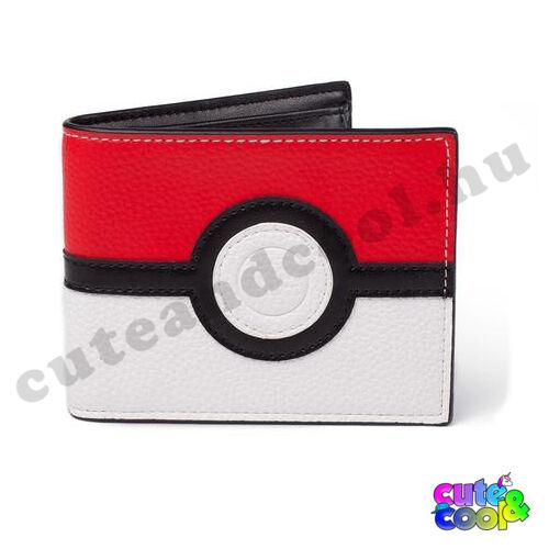 Pokémon Pokélabdás műbőr pénztárca