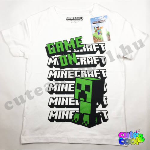 Minecraft Game on póló