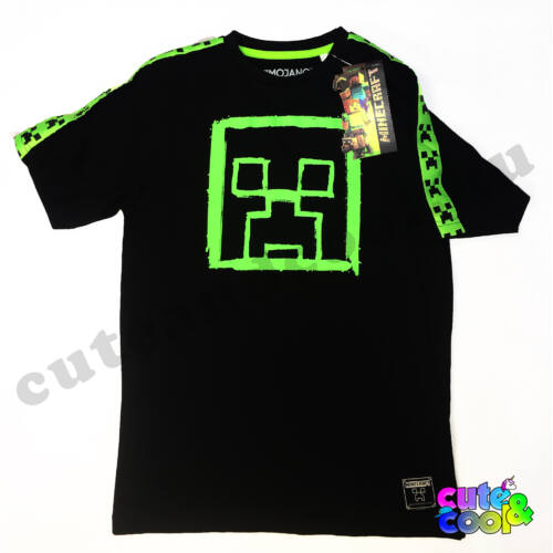 Minecraft  Green Creeper póló
