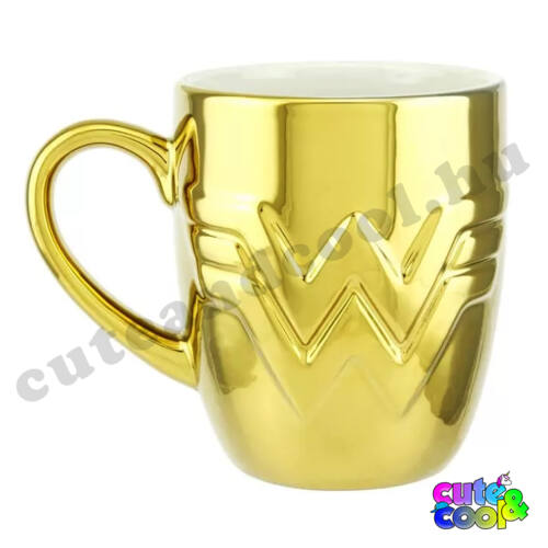 Wonder Woman 1984 nagyméretű Arany Bögre