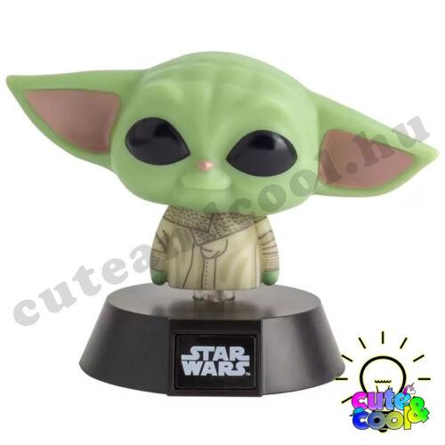 Star Wars Mandalorian A Gyermek figura éjjeli lámpa