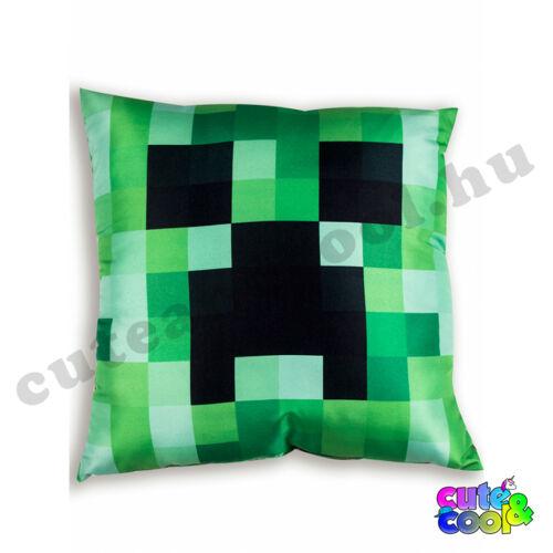 Creeper 2 oldalú Díszpárna - Minecraft