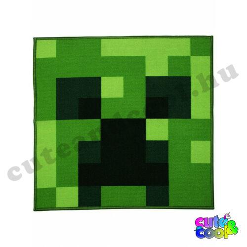 Minecraft Creeper szőnyeg