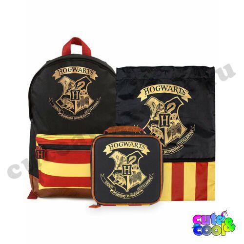 Harry Potter Roxfort prémium iskolatáska szett