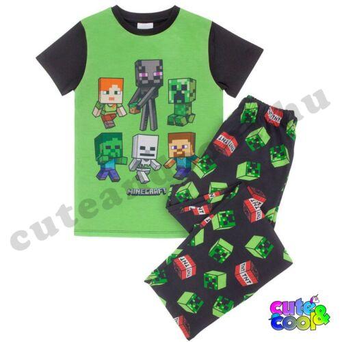 Minecraft TNT pizsama