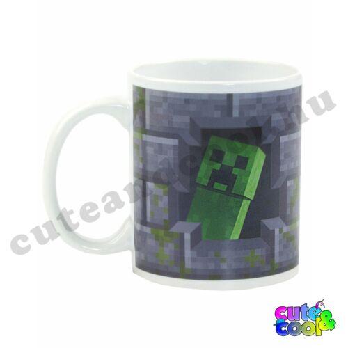 Minecraft hőre változó bögre
