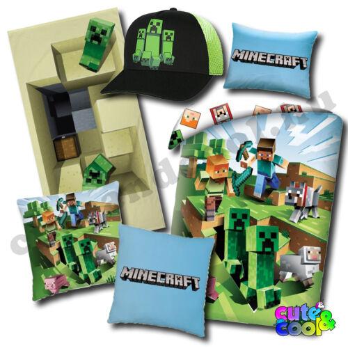 Minecraft Creeperek támadása ajándékcsomag - ingyenes szállítás
